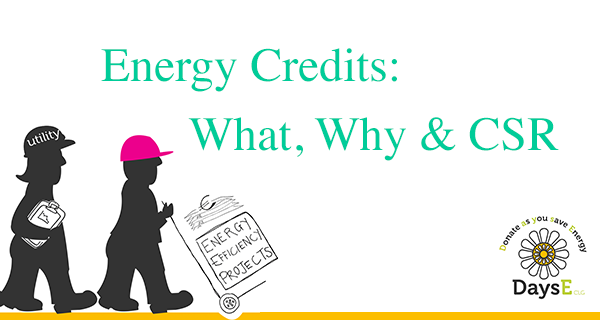 Energy Credits explained