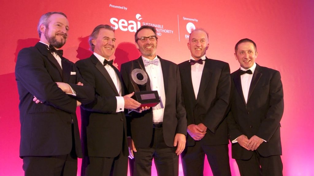 SEAI Sustainable Energy Award for Community 2016