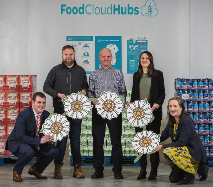 FoodCloud Hubs daisy chain